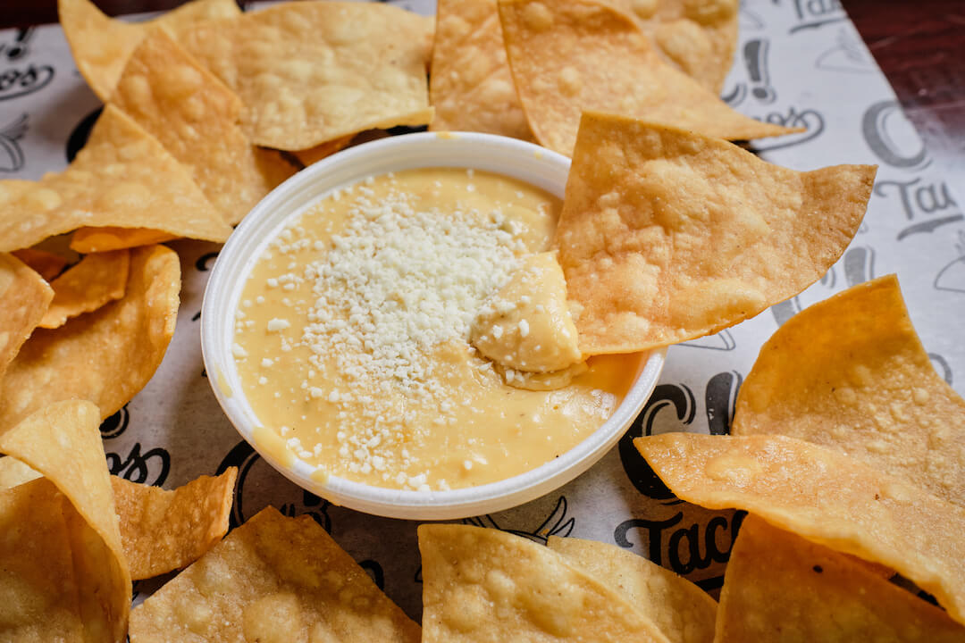01 - Chips and Queso