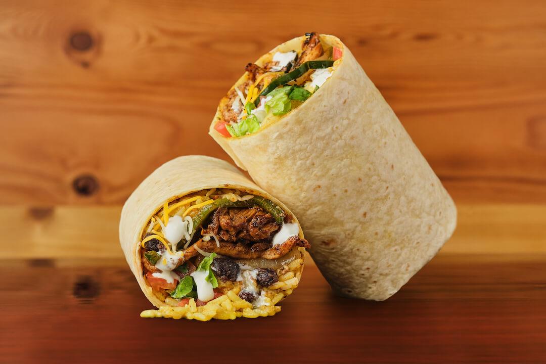 02 - Burrito